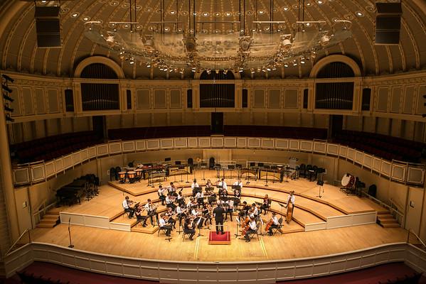 Menlo-Atherton High School Chamber Orchestra