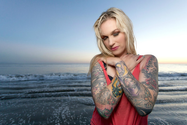 Virginia Lorber - Beach Session