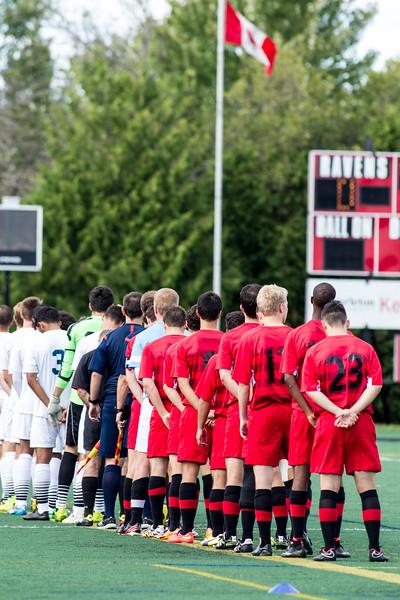 2014-15 Men's Soccer