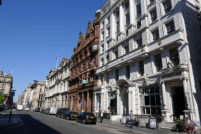 St Vincent Street, Glasgow – north side