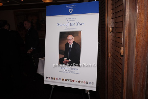 Silver Shield Foundation honors Howard Lorber at Aretsky's in Manhattan on 10-30-17.  all photos by Rob Rich/SocietyAllure.com ©2017 robrich101@gmail.com 516-676-3939