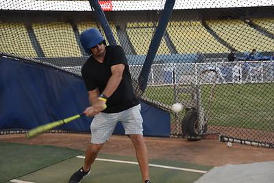 061417 - COKE Batting Practice
