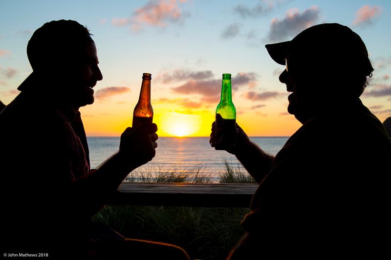 20180330 Bevan and Mark Judge drinking at D'Urville _JM_5130 a.jpg