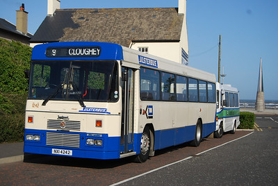 Irish Transport Heritage - 'The Terry Noble Run' September 2011