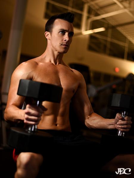 B. Hill Fitness Shoot
