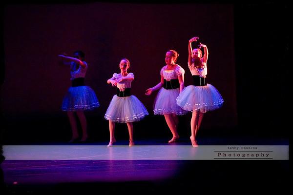 Ballet 4 - Sheep May Safely Graze