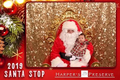 Harpers Preserve Santa Stop! - 12.08.2019