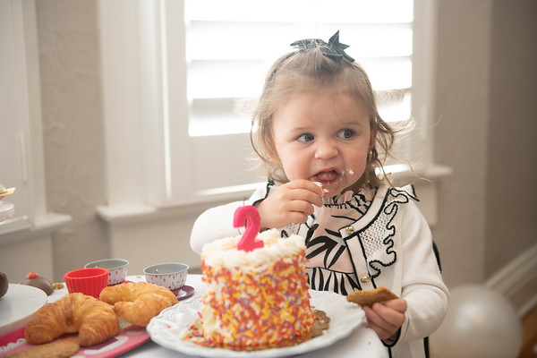Maggie's 2nd Birthday