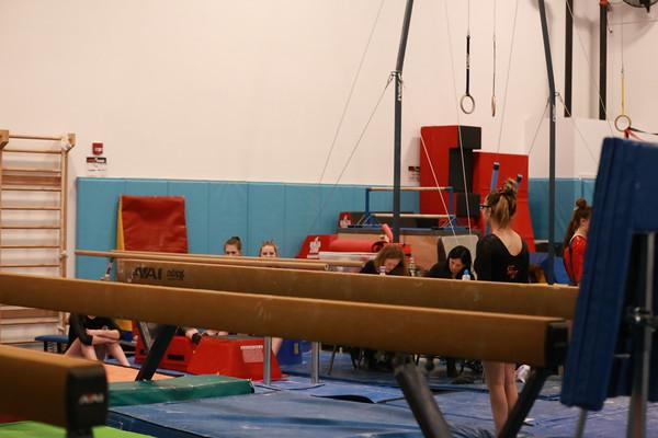02 07 2020 Rogers PHS Gymnastics