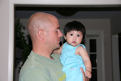 jake and kaylee - aug 2007
