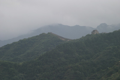 The Great Wall at Badaling, Sep 2008