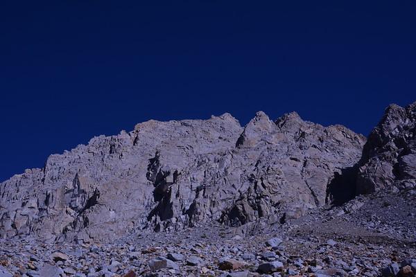 Mt. Emerson SE Face