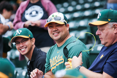SWY - IT Event - A's Game - July 2015