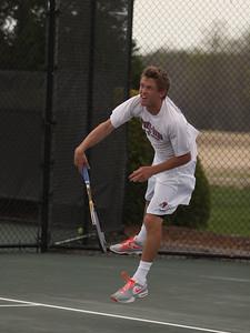 GWU Mens Tennis VS Winthrop