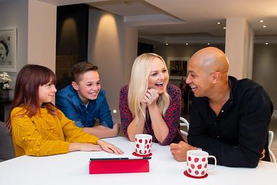 24/1/20 - Vodafone Digital Parenting ambassador Emma Bunton