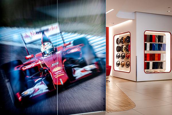 Wide World Ferrari-Maserati