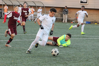 2016 7/8Gr Soccer v Union MS