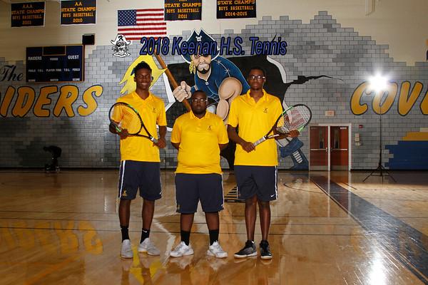 2018 Tennis Boys