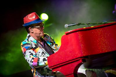 Elton Dan and the Rocket Band, Elton John Tribute at Voodoo 05.30.15