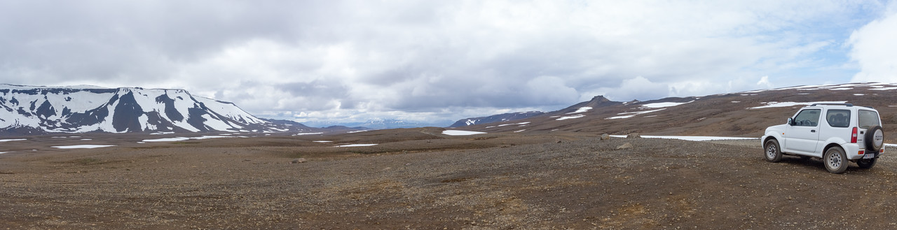 Iceland F-Road