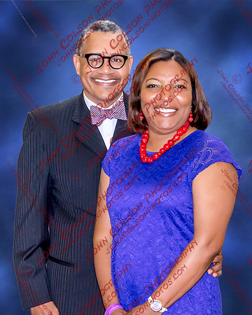 Rev. Dr. Michael and Jeannette Bowie