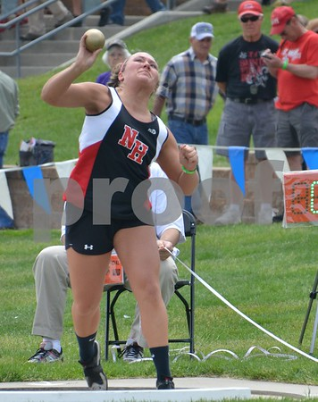 2014 2A - 3A State Track & Field Thursday