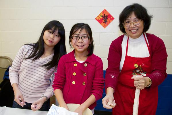 Chinese New Year Celebration 1/22/2012