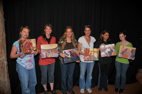 Expressive Arts - Agave Road 12-03-2008