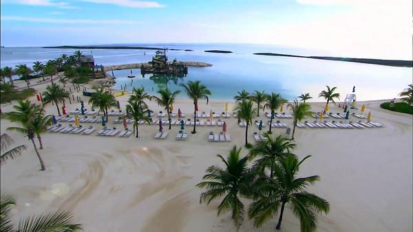 Disney's Private Island - Castaway Cay