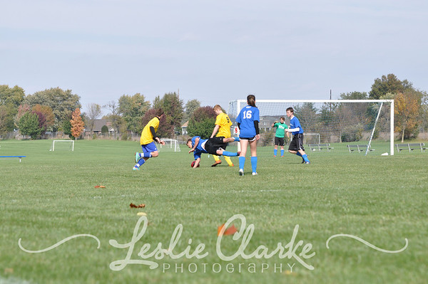 CDC HS Coed Soccer 10/26/13