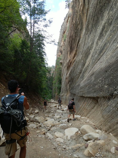 Orderville Canyon, Zion National Park