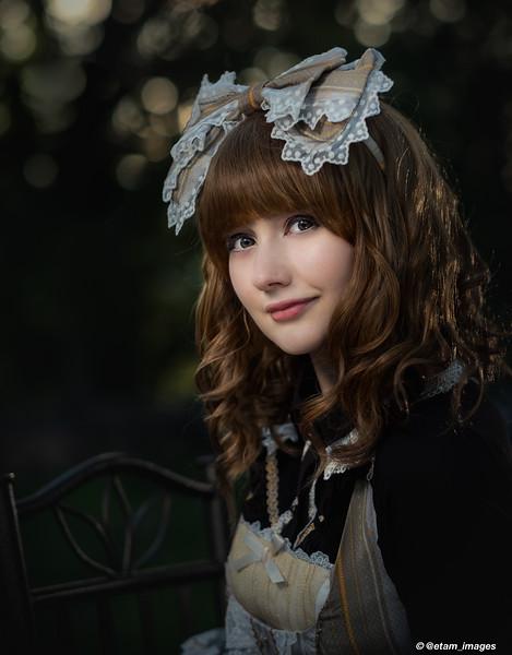 Amy Surina - Night Angel/Robin