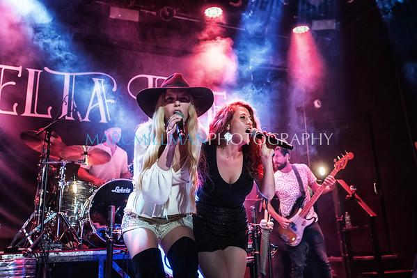 Delta Rae @ Bowery Ballroom (Mon 5/22/17)