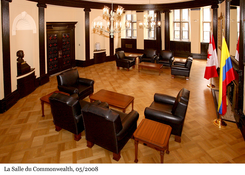 The Commonwealth Room - La Salle du Commonwealth, 05/2008
