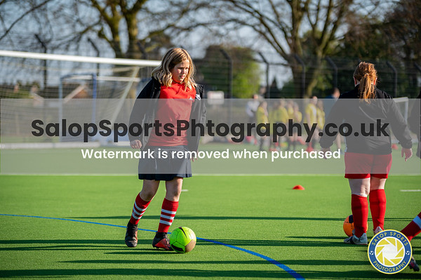 Dragons v North Shropshire Girls | 19th April 2021