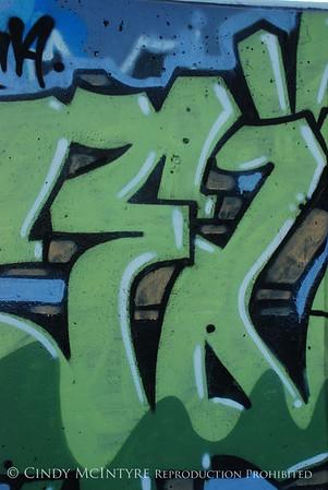 Graffiti-Portland ME