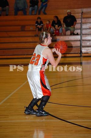 2010 Lady Tiger Basketball