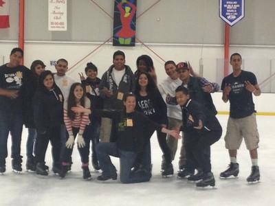 Sophomore Ice Skating Trip-4/10/2013