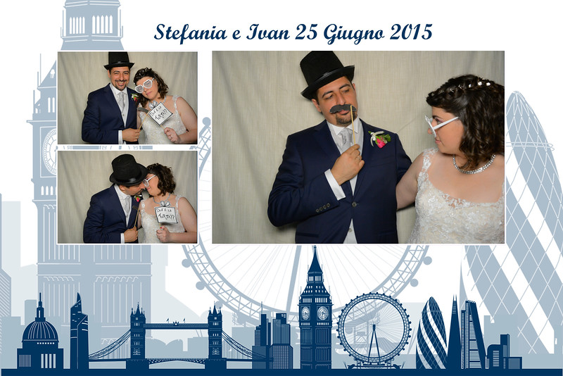 Matrimonio Stefania e Ivan - Photobooth con Fotocabina.it - 25.06.2015