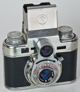 Bolsey Model C - 1950