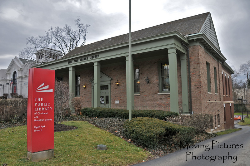 Carnegie Library - Hyde Park - Opened 1912