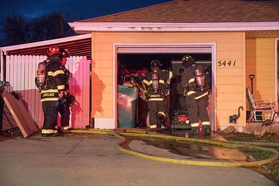 Sherman Street Fire