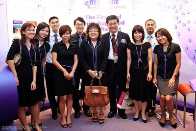 AFH 2010 Dr Ng at the Booths