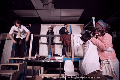 Noises Off Performance 1/30/20