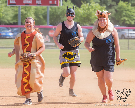 2015 Breanne C. Mahon Annual Softball Tournament Saturday