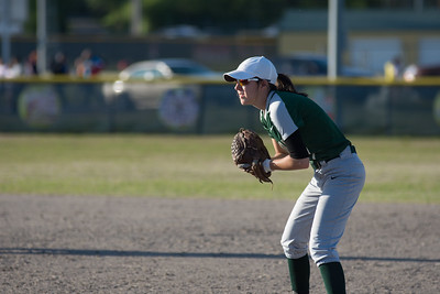 Rachel-Alma Softball