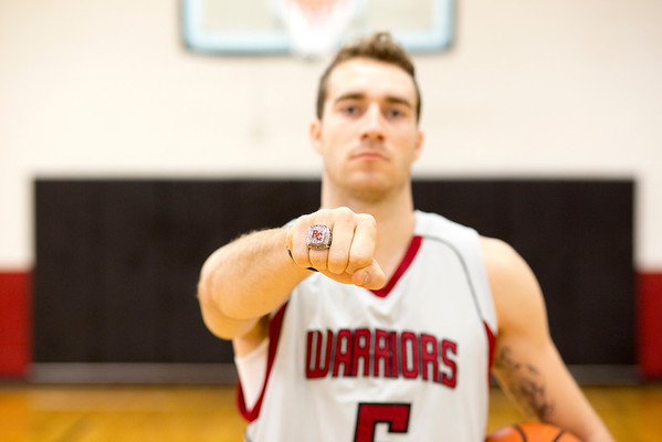 Basketball Champ Ring