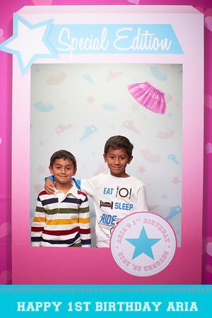 Aria's 1st Birthday 10-28-2012
