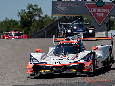 2018 IMSA WeatherTech at CTMP