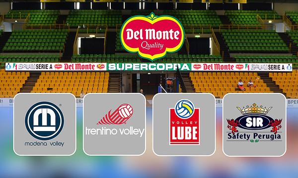 Del Monte® Supercoppa 2016